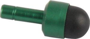 Twins Mini Jack Stylus (kapazitiv), grün Kapazitiver Mini-Eingabestift - passend