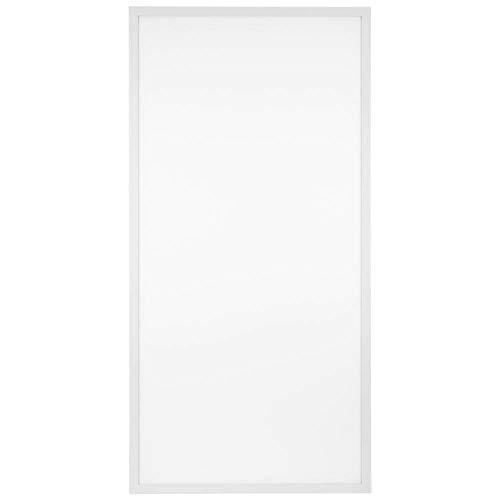 Biard Plafonnier LED - Dalle Lumineuse 60x120cm - Panneau Basse Consommation 60W - Blanc Naturel