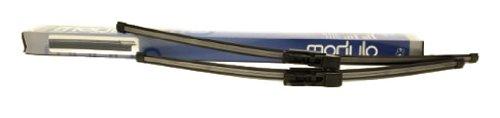 Preisvergleich Produktbild Klaxcar France 33963Z Wischblatt Satz,  700 mm + 600 mm / 28 Zoll + 24 Zoll