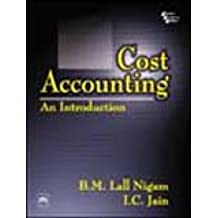 Cost Accounting: An Introduction