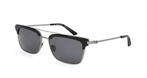 Calvin Klein Damen Ck8049S 35674 015-0-15-140 Sonnenbrille, Schwarz, 56