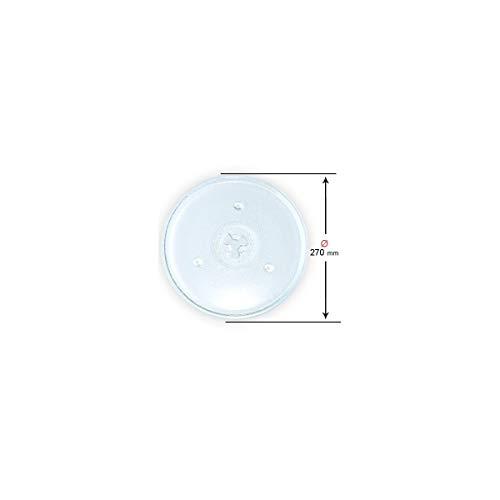 Recamania Plato microondas Universal - 270mm