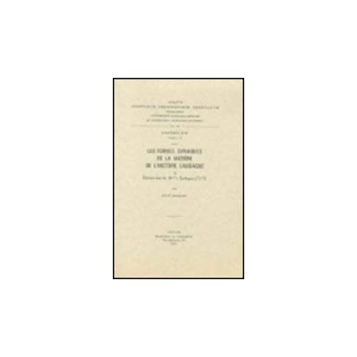 Les Formes Syriaques De La Matiere De L'histoire Lausiaque, II. Edition Des Ch. 20-71, Epilogue [72-73]. Syr. 173.