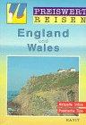 England und Wales preiswert reisen - Martin Bensley, Frank Tetzel