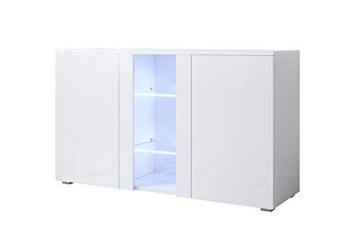 Muebles bonitos Aparador Modelo Luke A1 120x72cm Color