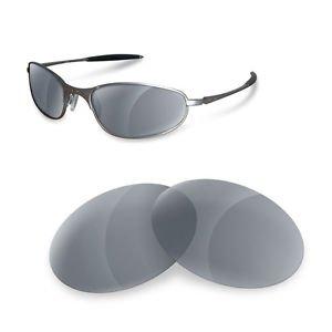sunglasses restorer Custom Wechselgläser für A Wire 1.0 (Polarized Grey Gläser)