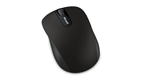 Microsoft PN7-00004 3600 - Ratón bluetooth inalámbrico, color negro