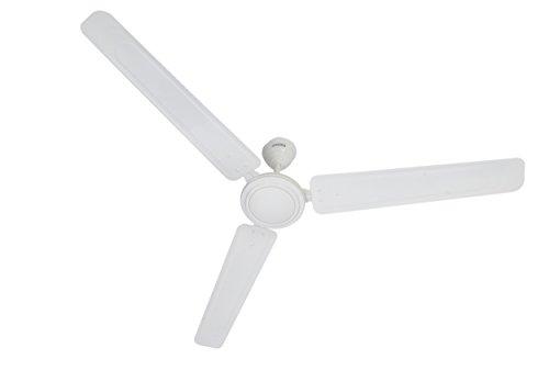 Usha Spin 1200mm 3-Blade Ceiling Fan (White)