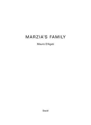 Mauro D'Agati : Marzia's Family