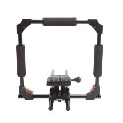 sevenoak-technology-sk-c-soporte-para-camaras-10-kg-negro-naranja-aluminio