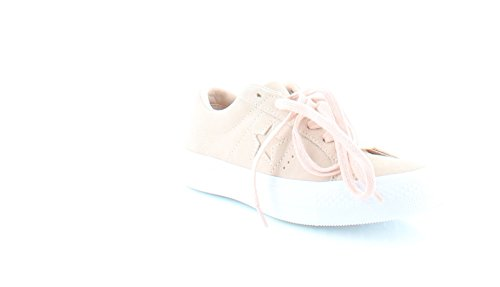 Converse One Star Ox Dusk Pink/Dusk Pink/White, Sneaker Basse Unisex - Adulto Pink (Dusk Pink/Dusk Pink/White)