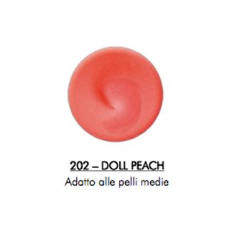 Like A Doll Cream Blush Fard In Crema Tonalità 202 Doll Peach