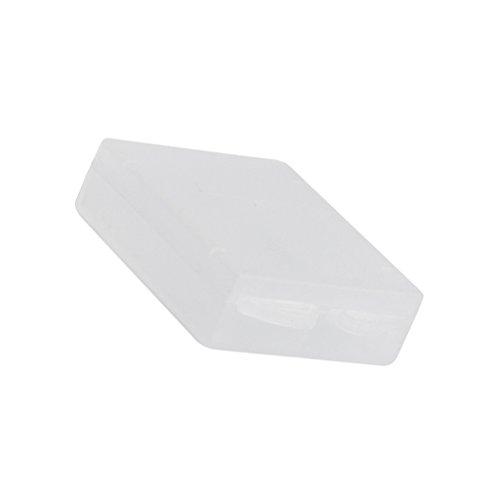 Sharplace Wasserdicht Akkubox Batteriebox Staubdicht Aufbewahrung Box Schutzhülle Case
