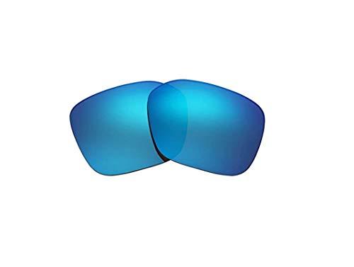Polarisierte Ersatzgläser für Oakley Proxy OO9312 Gr. 85, blau