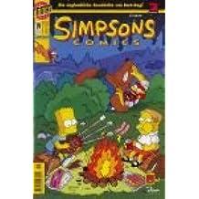 Simpsons Comics 19, Mai 1998 , Dino Bongo Comics, Comic-Heft