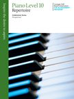 Piano Repertoire 10 (Celebration Series Perspectives®)