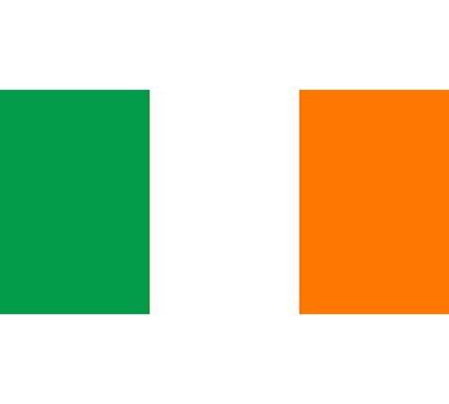 Bandiera nazionale irlandese, 152 x 91 cm