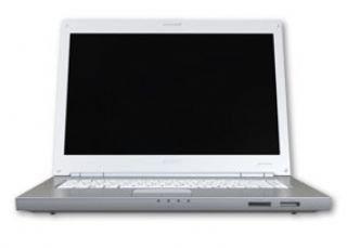 Sony Vaio -N31S/W 39,1 cm (15,4 Zoll) WXGA Laptop (Intel Core Duo T5500 1,66GHz, 1GB RAM, 100GB HDD, DVD+- DL RW, Vista Premium) 1,66 Ghz Intel Core Duo