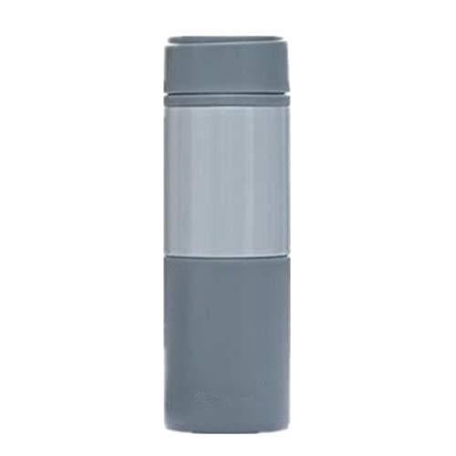Die Kinder Halten Warm Cup Der Männlichen Und Weiblichen Studierenden Und Kompakte Mini Tragbare Tassen, Minimalistischen Kunst Wasser Schüssel, Grau/12Ml, 58 * 178 Mm ()