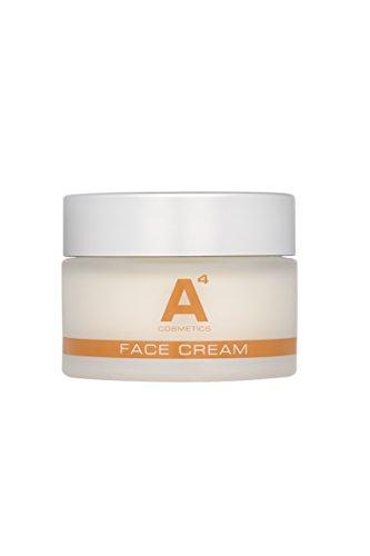 A4 - FACE CREAM | Anti-Aging Creme | Verjüngende Gesichtspflege | Tagescreme | Weniger Falten,...