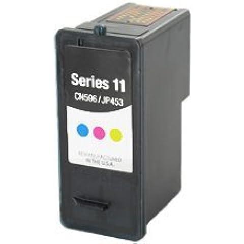 Dell-Cartuccia di inchiostro a colori rigenerate, serie 11, da utilizzare con Dell 948 & V505