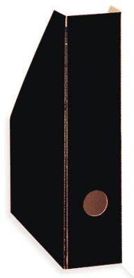 10 Stehsammler / Stehordner / DIN A4 / Farbe: schwarz
