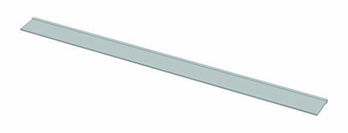 Black+Decker Abziehlippe (für 3-in-1 Akku-Fensterreiniger WW100/WW100K, 170 mm Arbeitslänge) WW170SBA