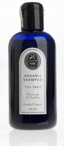 Shampoing aromathérapie Bio à l'Arbre à thé Bio (500ml) by NHR Organic Oils