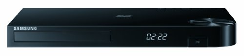 Samsung BD-H6500 3D Blu-ray-Player (UltraHD Upscaling, WLAN, Smart Hub) schwarz