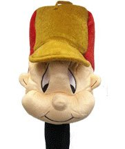 looney-tunes-golf-headcover-460cc-elmer-fudd-new
