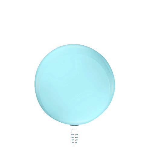 Babysbreath17 Tragbare Mini-Waschmaschine USB Multifunktions-Waschmaschine Reise-Camping-Reiniger-Frucht-Gemüse-Reinigungs-Werkzeug Blau 8cm