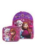 Disney Froznen Backpack with Frozen Lunc...