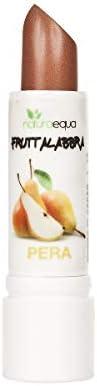 Naturaequa Burro Cacao-Frutta Labbra Pera - 1 Confezione da 4.5 ml…