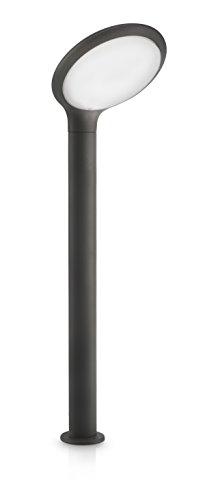 Philips Luminaire Extérieur Borne Gris Foncé LED Intégrée