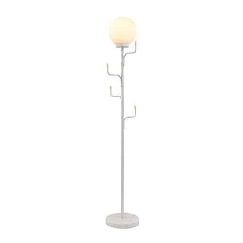 WJP Perchero lámpara de pie sala de estar sofá dormitorio ...