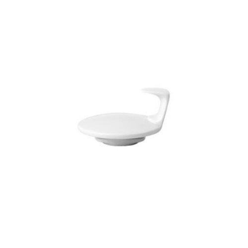 Rosenthal - TAC Gropius Deckel mit Siebhalterung - Weiß