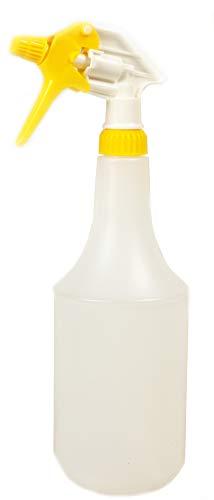 CAE Industry 360 Grad überkopf Sprühflasche leer 1 Liter Chemie Beständig (Nicht für Säure, Silikonhaltige oder Lösemittel) mit Sprühkopf mit 360 Grad überkopf Funktion (1)