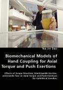 servicios seo: Biomechanical Models of Hand Coupling for Axial Torque and Push Exertions