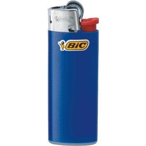 Bic Feuerzeug Mini farbig sortiert