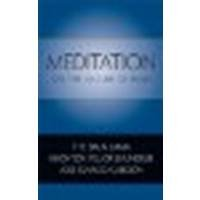 Meditation on the Nature of Mind by Dalai Lama, His Holiness the, Lhundrub, Khonton Peljor, Cabe (2011) Paperback