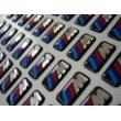 Preisvergleich Produktbild BMW M Emblem Sticker Aufkleber 10 Stück