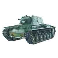 Torro 3878 - KV-1 Panzer 2.4 GHz, 6 mm BB Airbrush mit Metallketten