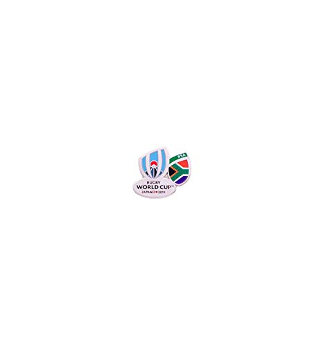 South Africa Rugby World Cup 2019 Pin Badge -