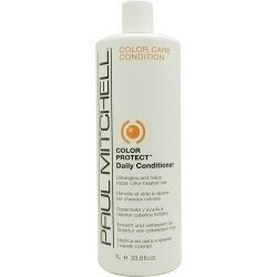 PAUL MITCHELL COLOR PROTECT DAILY CONDITIONER 33.8 OZ UNISEX by Paul Mitchell
