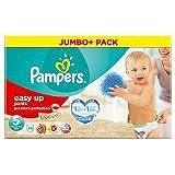 Pampers Easy Ups Windelhöschen, Gr. 5 (Junior 12 bis 18 kg), 69 Stück