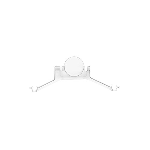 ZORE  Gimbal Lock Buckle Holder PTZ Protector de la Tapa del Objetivo de la cámara para dji Phantom 4 Pro (Transparent)