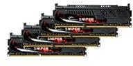 G.Skill F3-2133C10Q-32GSR Arbeitsspeicher 32GB (2133MHz, CL10) DDR3-RAM