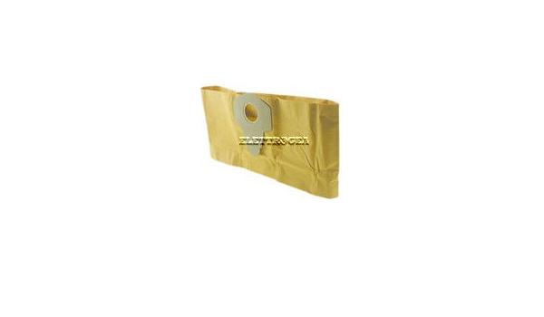 Sacchetto per aspirapolvere aspirapolvere sacchetti sacchetto per Auqa VAC NT contenitore 20l #643