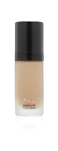 Mii Cosmetics SPF30 Fondation Base De Visage Absolute - 02 Totalement Peachy 30ml