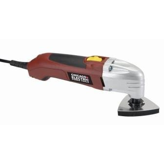 Oscillating Multifunction Power Tool by Chicago Pneumatic